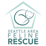 Seattle Area Feline Rescue Logo
